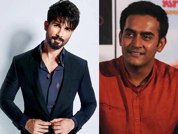 Shahid Kapoor hires Shashank Khaitan