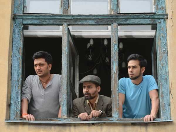 Movie Review: Bangistan