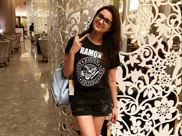 Parineeti Chopra on a shopping spree