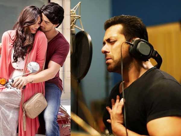 Salman Khan sings for Hero
