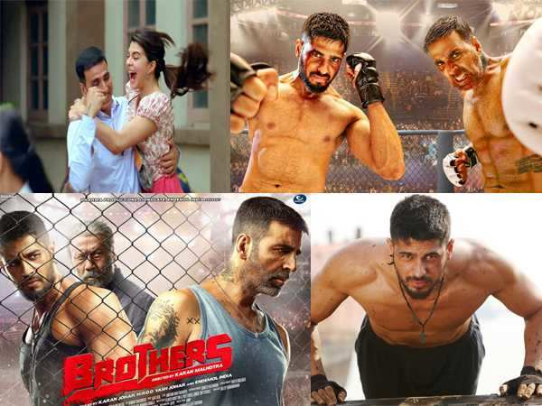 5 things we liked in Brothers