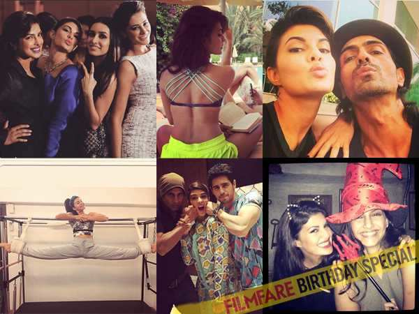 Jacqueline Fernandez's 15 best Instagram posts