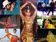 Sridevi's Top 7 Dance Numbers