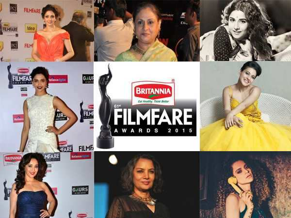 Best Actor in a Leading Role (Female) award winners down the years