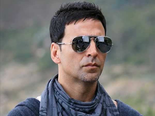 Akshay Kumar aids relief work