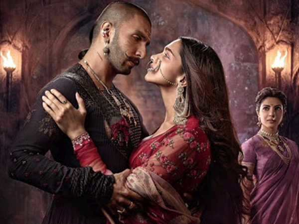 Movie Review: Bajirao Mastani