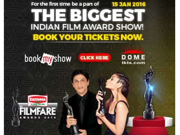 Watch the Britannia Filmfare Awards live with the stars