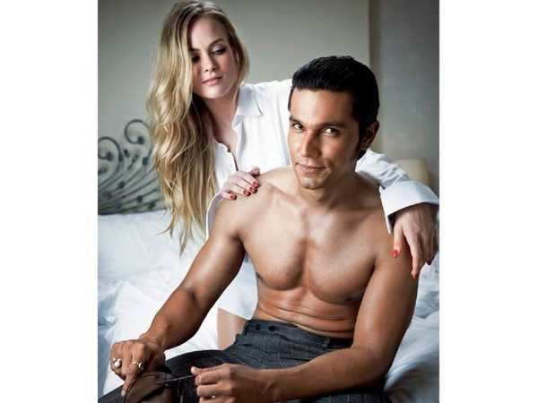 Randeep Hooda's love revealed!
