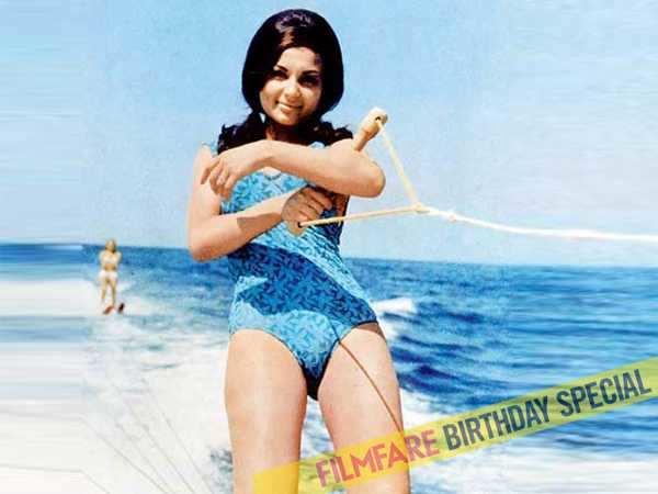 Bong beauty: Sharmila Tagore