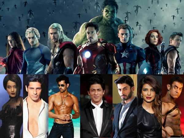 If Avengers was made in Bollywood