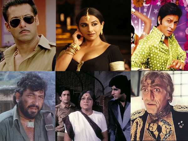 20 most famous Bollywood dialogue