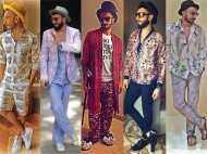 King of quirk: Ranveer Singh