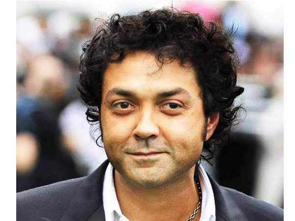 Bobby Deol doing a home production