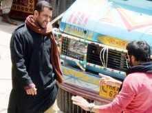 Salman Khan resumes shooting for Bajrangi Bhaijaan