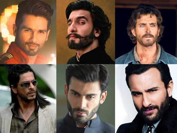Top 5 Best Beard Styles Of Bollywood Actors Cafe