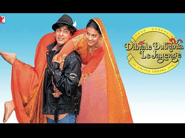Then and Now – Dilwale Dilhania Le Jayenge