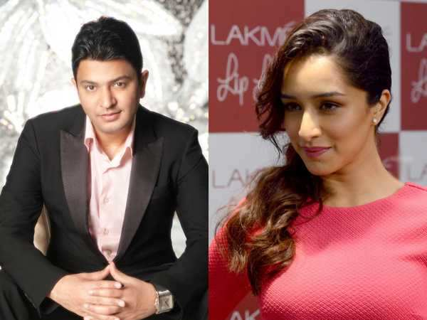 Bhushan Kumar miffed with Shraddha Kapoor