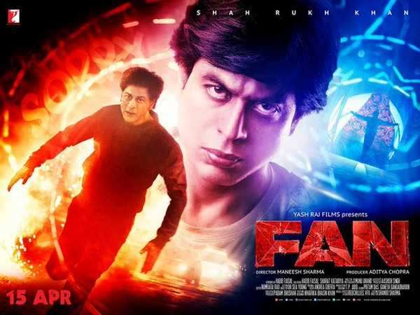 Movie Review: Fan