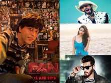 Ranveer Singh, Parineeti Chopra, Arjun Kapoor rave about Fan