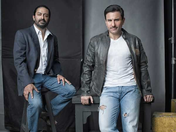 Saif Ali Khan and Raja Krishna Menon talk about working on the Indian adaptation of Chef