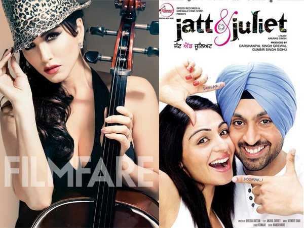 Sunny Leone in Jatt And Juliet remake