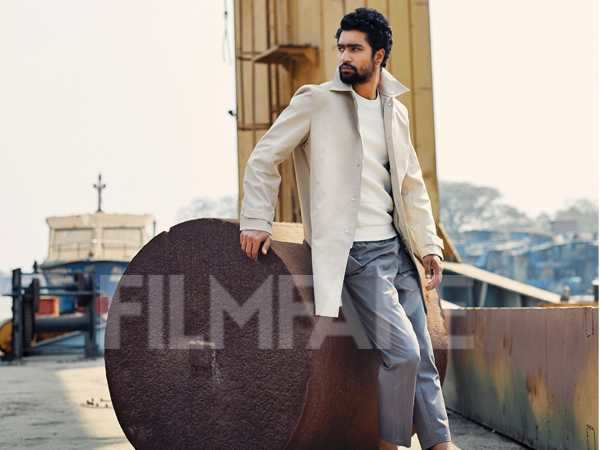 A candid chat with the tall, dark and no-nonsense Vicky Kaushal