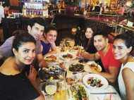 Priyanka Chopra catches up with Varun Dhawan, Parineeti Chopra and Aditya Roy Kapur in NYC