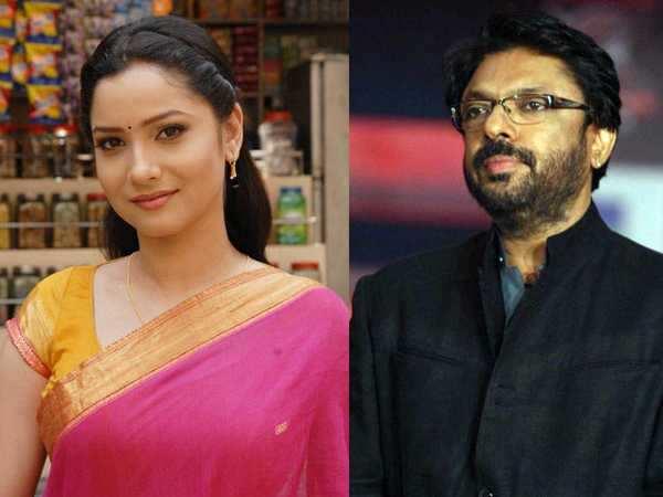 Did Ankita Lokhande rub Sanjay Leela Bhansali the wrong way?