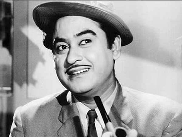 Kishore Kumar's best comic songs