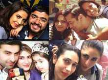 Raksha Bandhan special: B-town's best sibling selfies