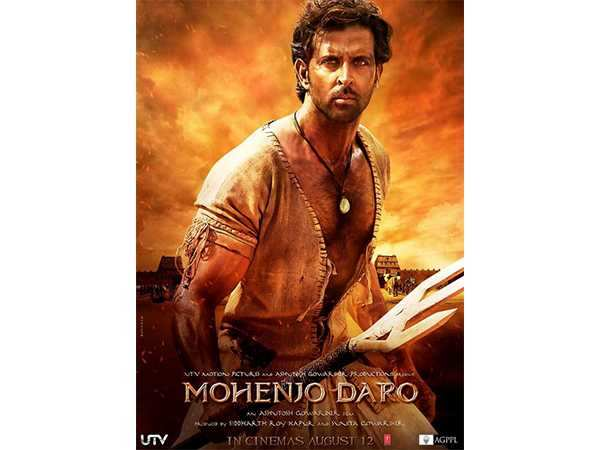 Hrithik Roshan comments upon the industry not supporting Mohenjo Daro