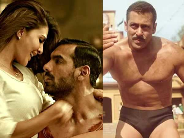 Dishoom stays strong and Sultan nears the 300 crore mark