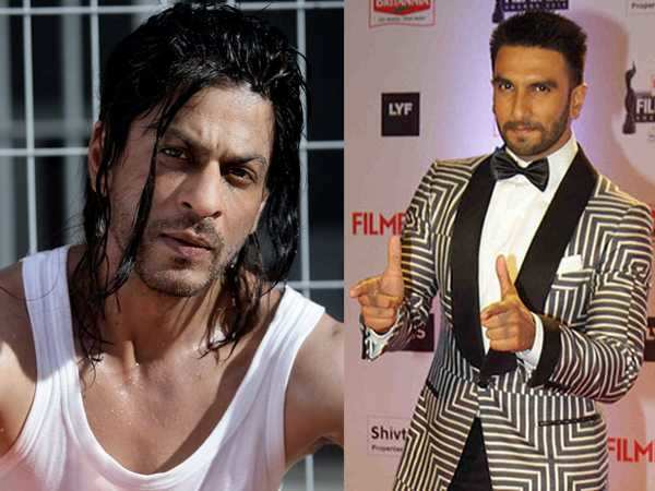 Shah Rukh Khan and Ranveer Singh in Dhoom 4?