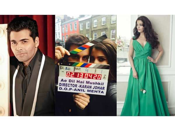 Ae Dil Hai Mushkil's teaser finally gets a release date!