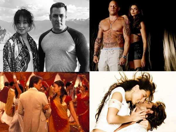 7 hot Indian and foreign jodis