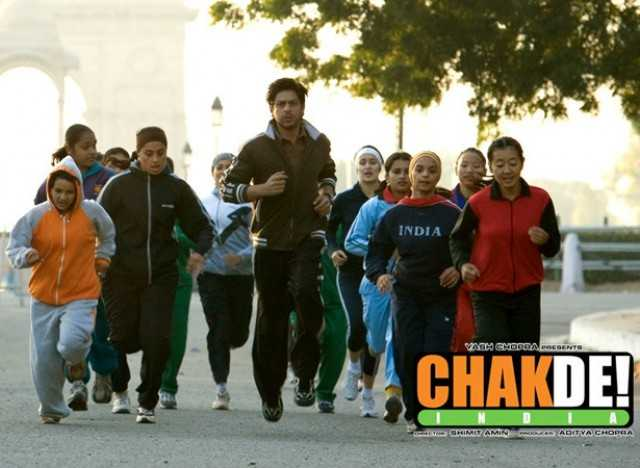Chak De India (2007)   Director - Shimit Amin   Cast- Shah Rukh Khan   Release date- 10th August   Box-office collection - 79.69 crores worldwide