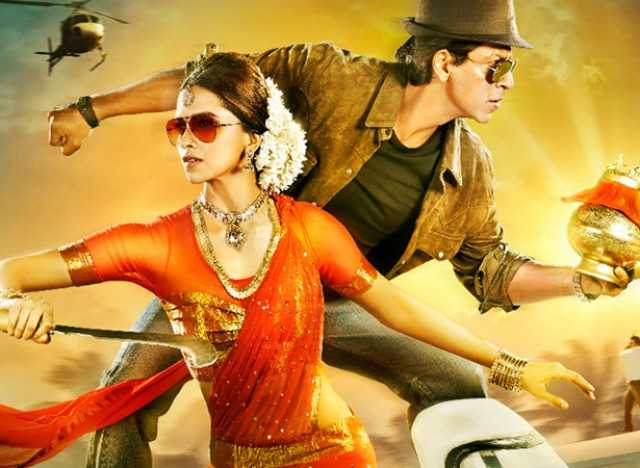 Chennai Express (2013)   Director- Rohit Shetty   Cast- Shah Rukh Khan, Deepika Padukone   Release date- 9th August   Box office collection - 395 crores worldwide