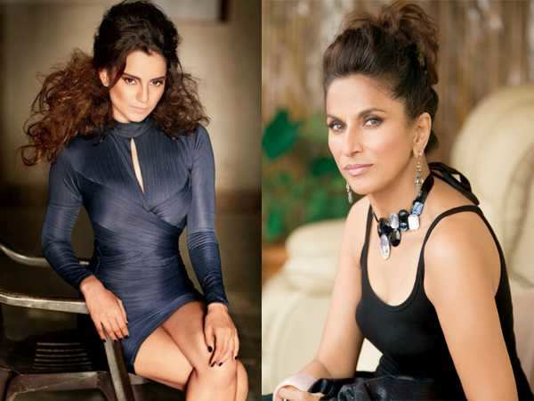 Kangana Ranaut reacts strongly to Shobhaa De's tweet on Indian Olympians at Rio