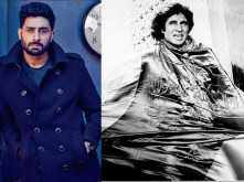 Abhishek Bachchan goes all emotional on Big B's 'second' birthday