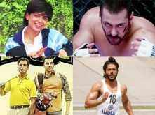 Olympic sports in Hindi films