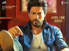 Shah Rukh Khan's Raees trailer breaks records