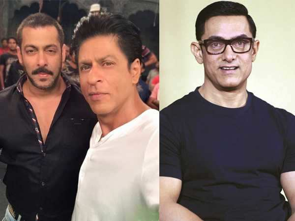 Shah Rukh Khan and Salman Khan too busy to watch Aamir Khan's Dangal