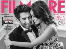 Shraddha Kapoor and Aditya Roy Kapur flaunt their super hit chemistry on Filmfare's latest cover