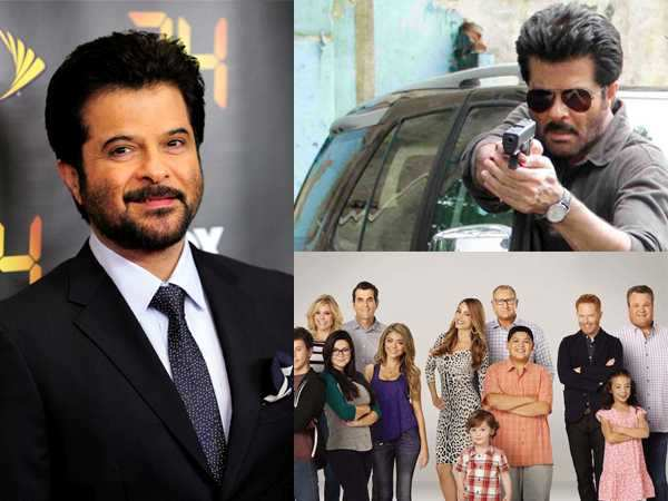 Anil Kapoor starts prepping up to bring Modern family to India
