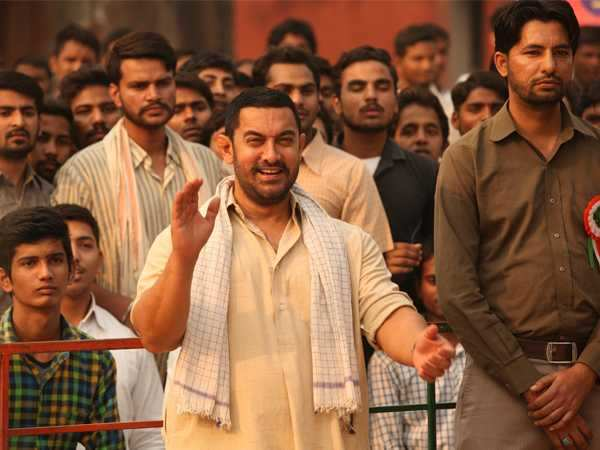 Aamir Khan's Dangal creates havoc at the box-office!