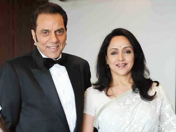 Hema Malini and Sunny Deol update us on Dharmendra's recovery status