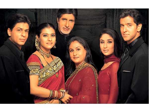15 reasons to love Kabhi Khushi Kabhi Gham