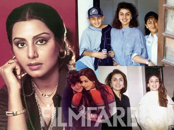 Tracing Neetu Kapoor's life at the movies