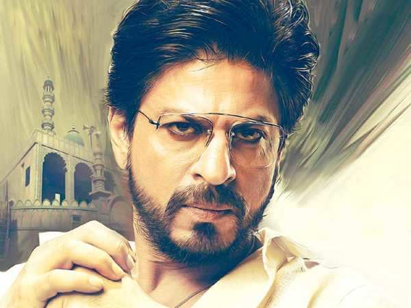 b4463bf908c This is how Shah Rukh Khan got his perfect frame for Raees ...