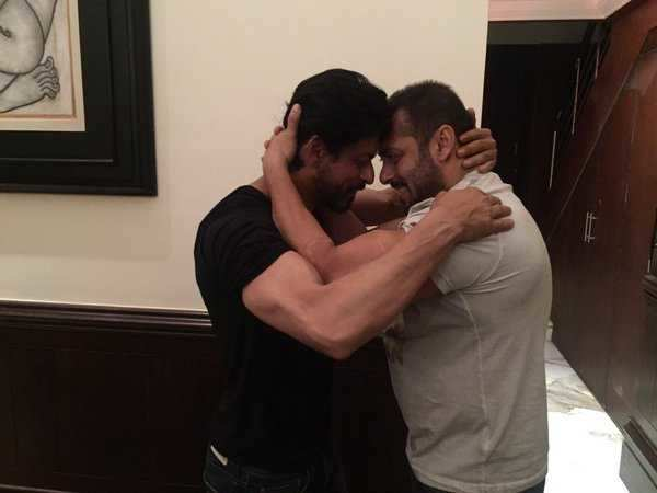 """Salman and I are brothers,"" Shah Rukh Khan talks about his bond with Salman Khan"